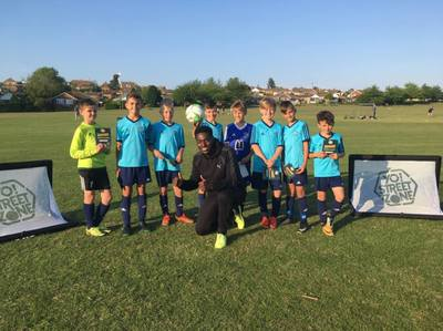 football skills herne bay youth fc kent