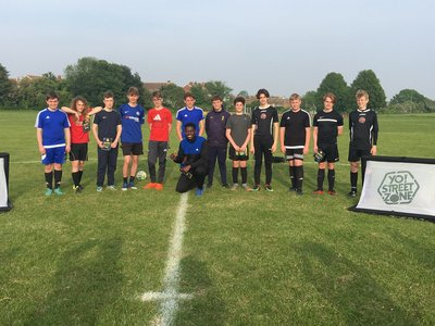 Football skills coaching with ramsgate youth fc thanet kent